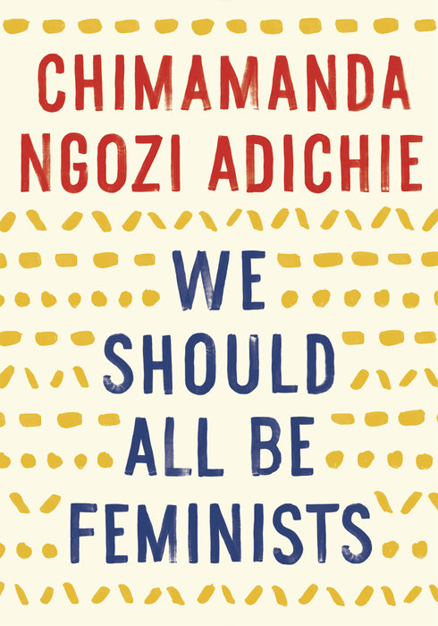 We Should All Be Feminists Cover