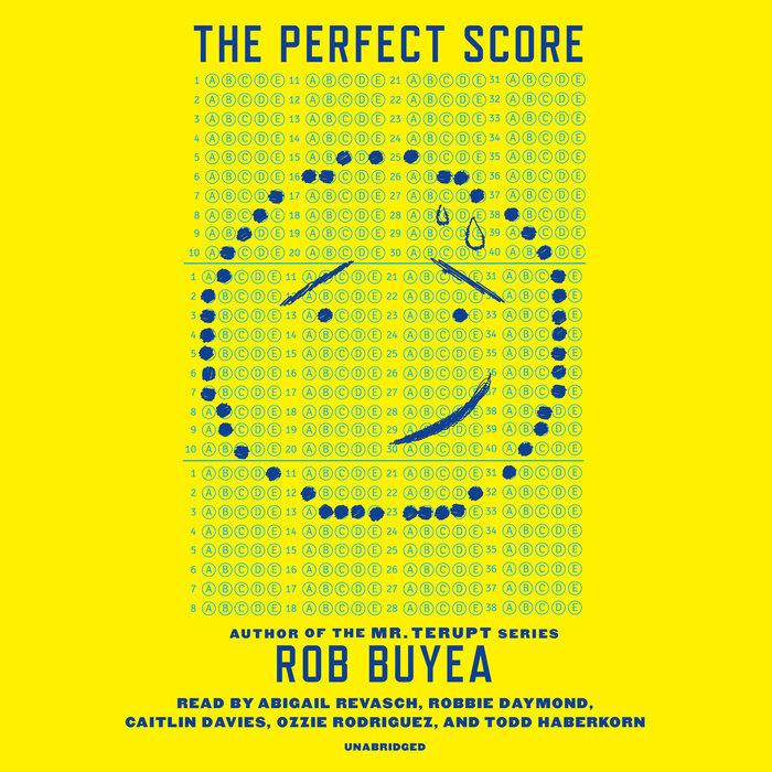 The Perfect Score Cover