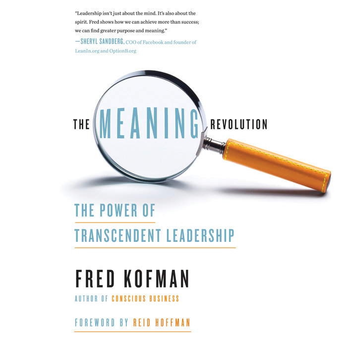 The Meaning Revolution Cover