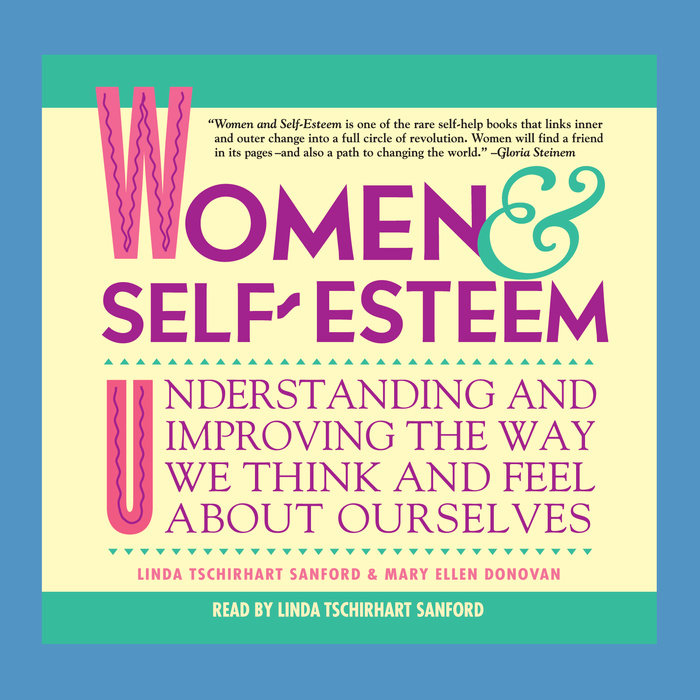 Women & Self-Esteem Cover