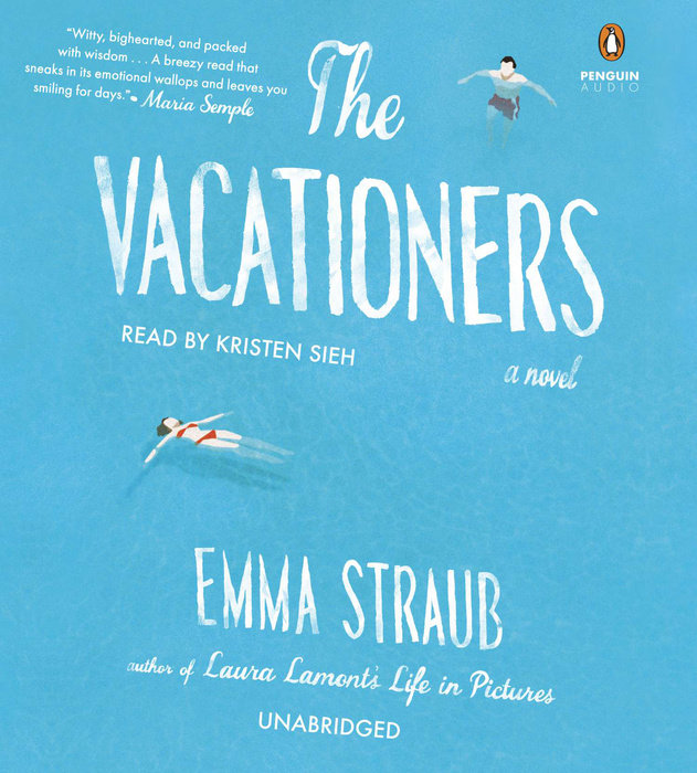 The Vacationers Cover