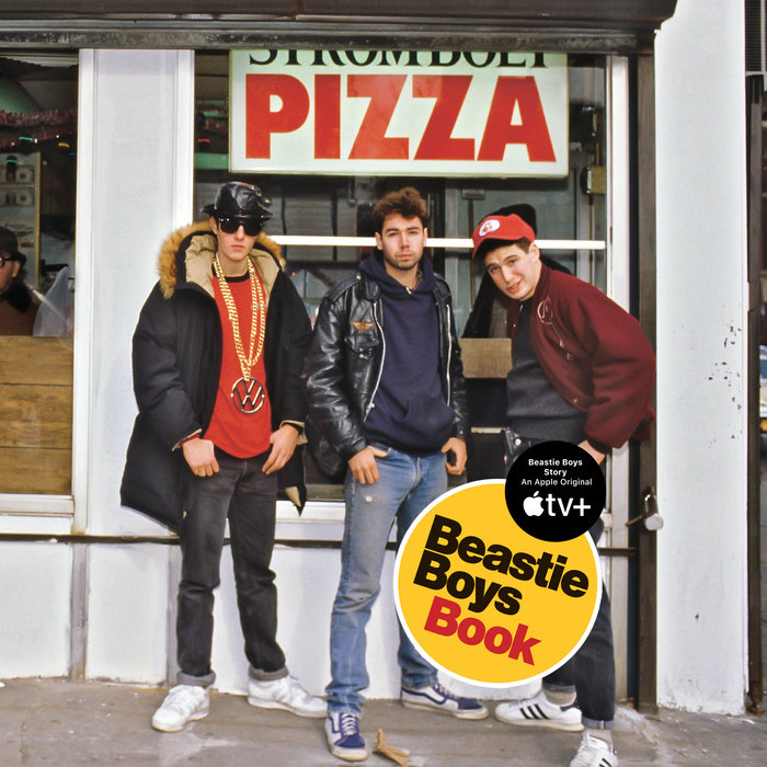 Beastie Boys Book Cover