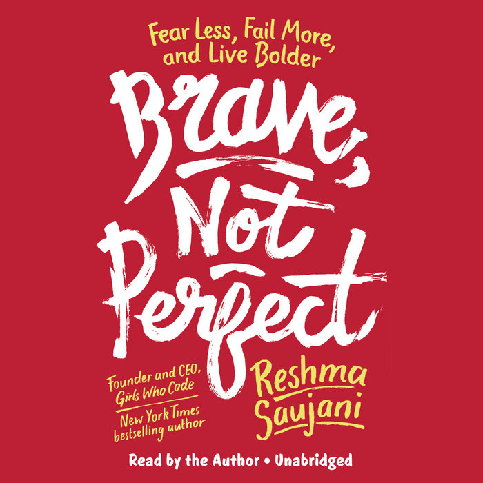 Brave, Not Perfect Cover