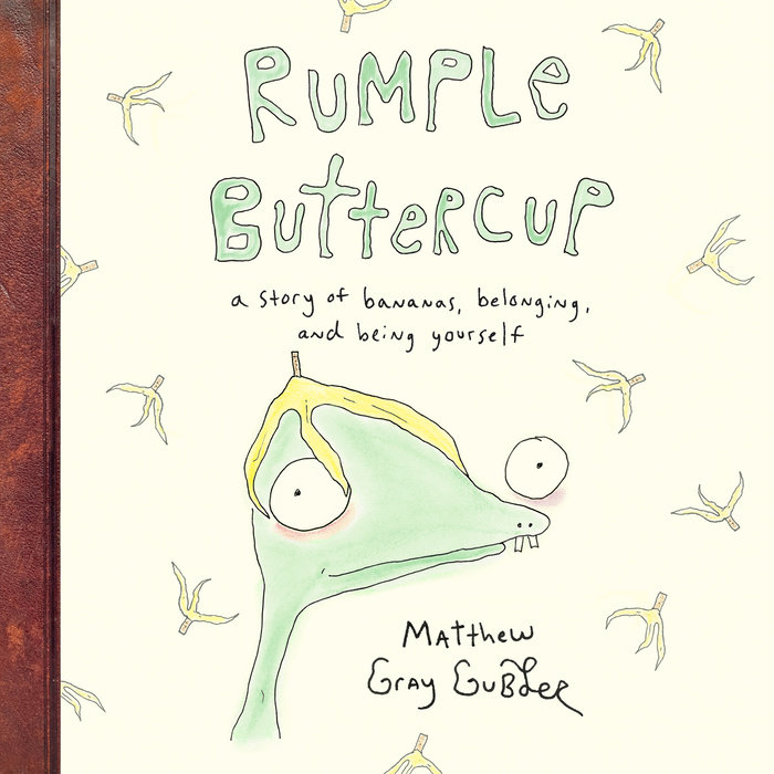 Rumple Buttercup: A Story of Bananas, Belonging, and Being Yourself Cover