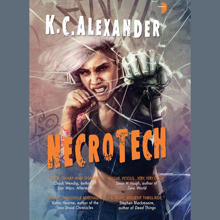 Necrotech Cover