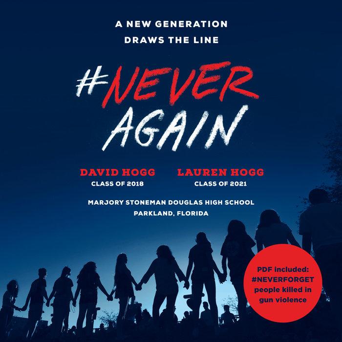#NeverAgain Cover