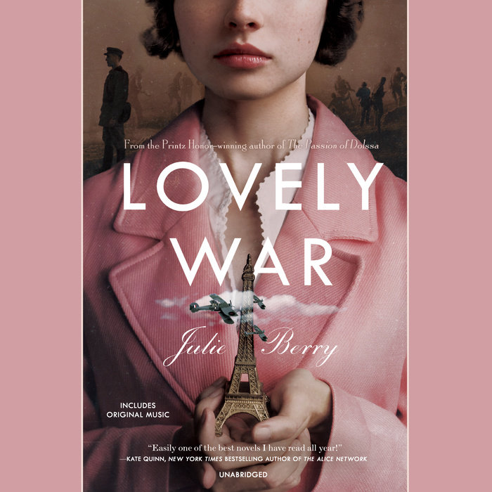 Lovely War Cover