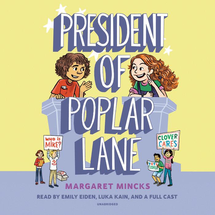 President of Poplar Lane Cover