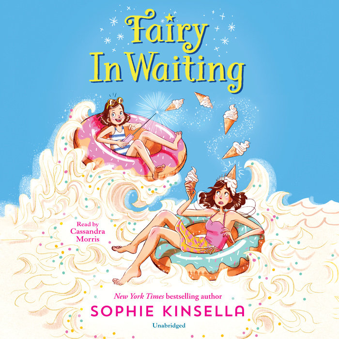 Fairy Mom and Me #2: Fairy In Waiting Cover