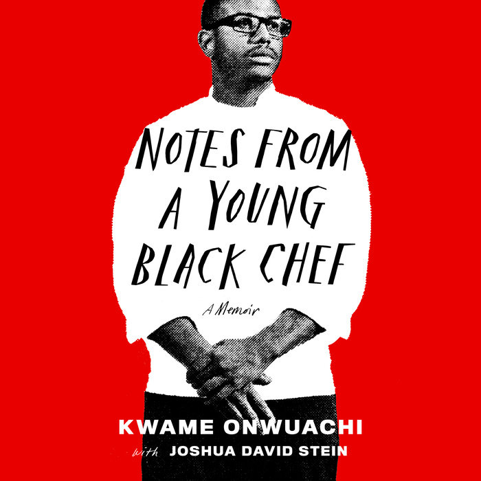 Notes from a Young Black Chef Cover