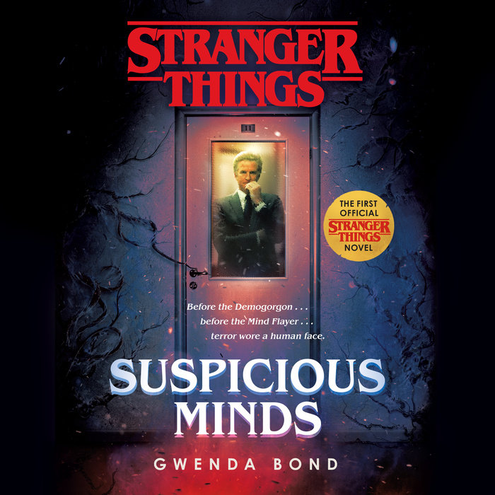 Stranger Things: Suspicious Minds Cover