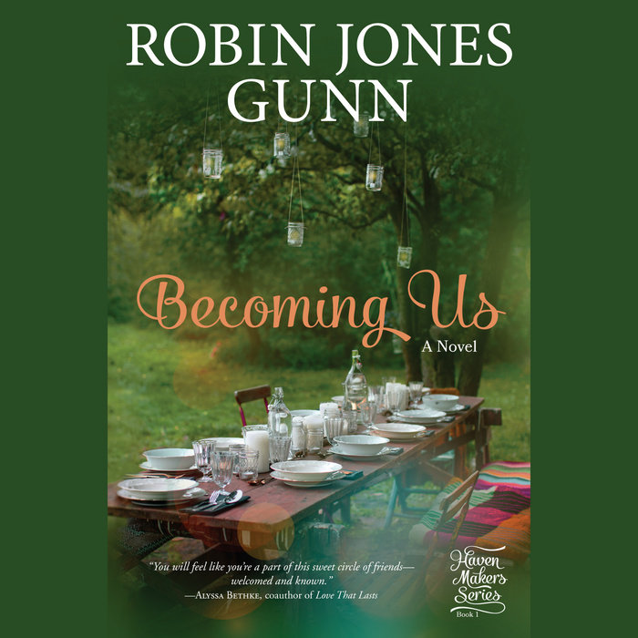 Becoming Us Cover