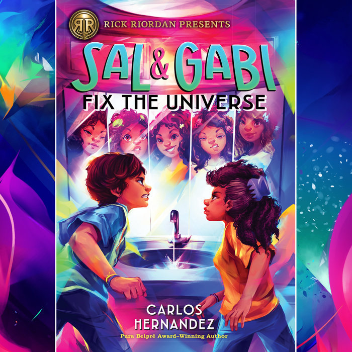 Sal and Gabi Fix the Universe Cover