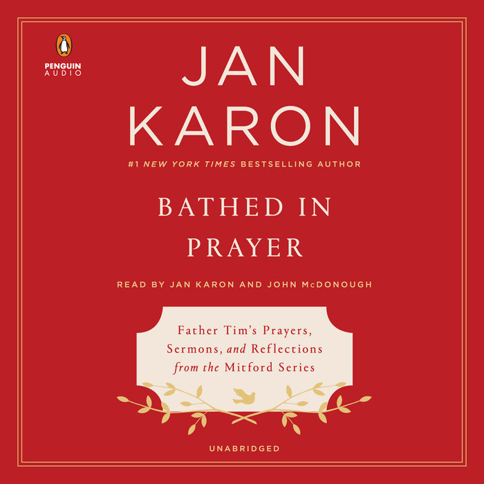 Bathed in Prayer Cover