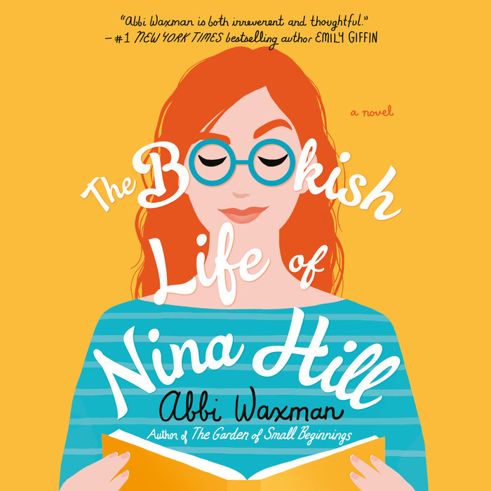 The Bookish Life of Nina Hill Cover