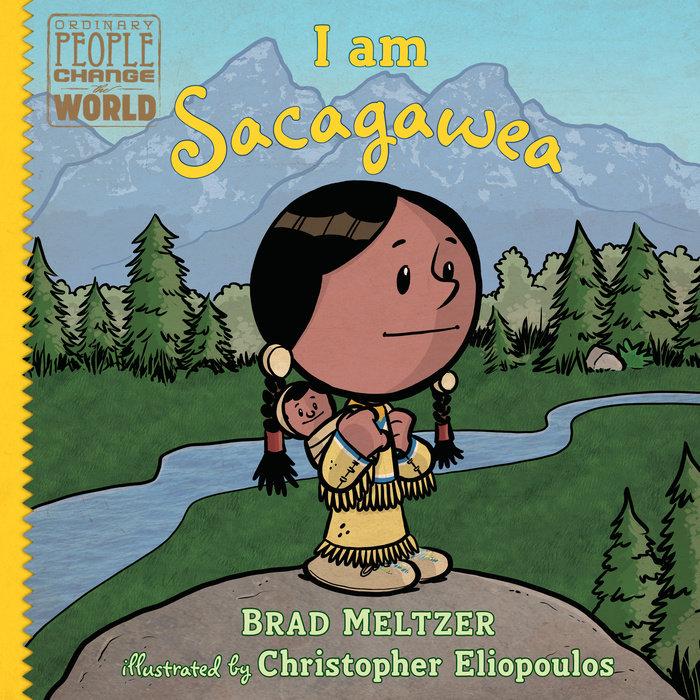I am Sacagawea Cover