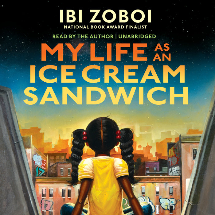 My Life as an Ice Cream Sandwich Cover