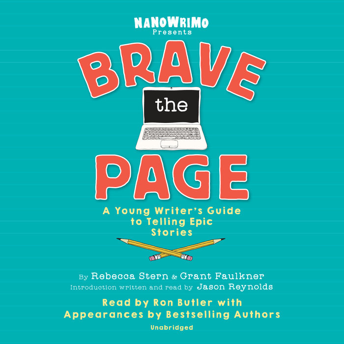 Brave the Page Cover