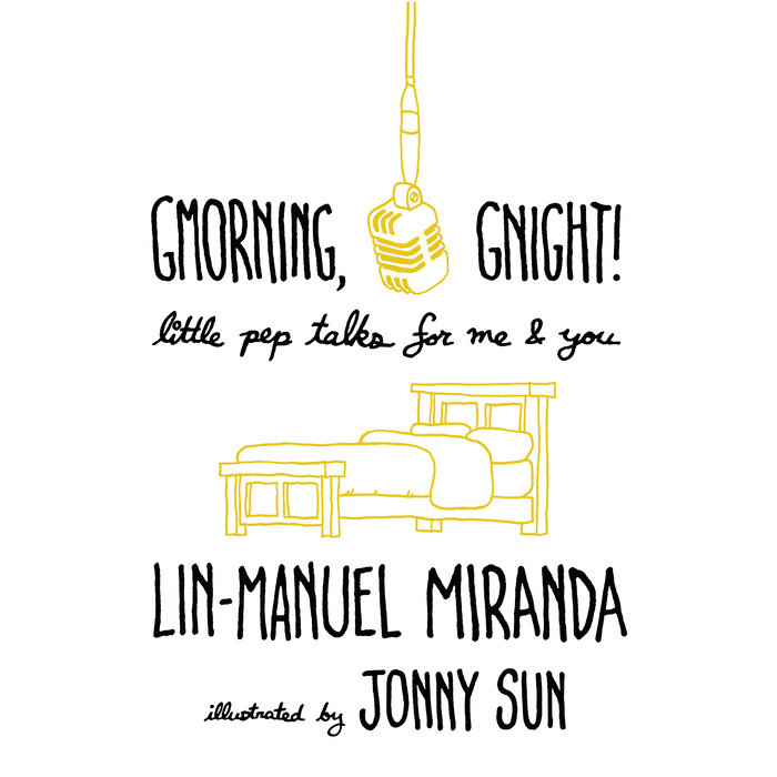 Gmorning, Gnight! Cover