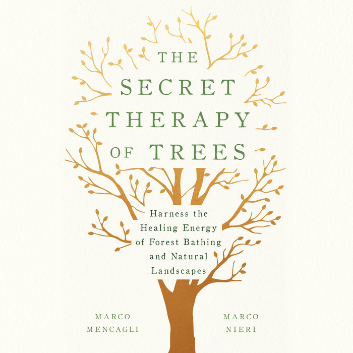 The Secret Therapy of Trees Cover