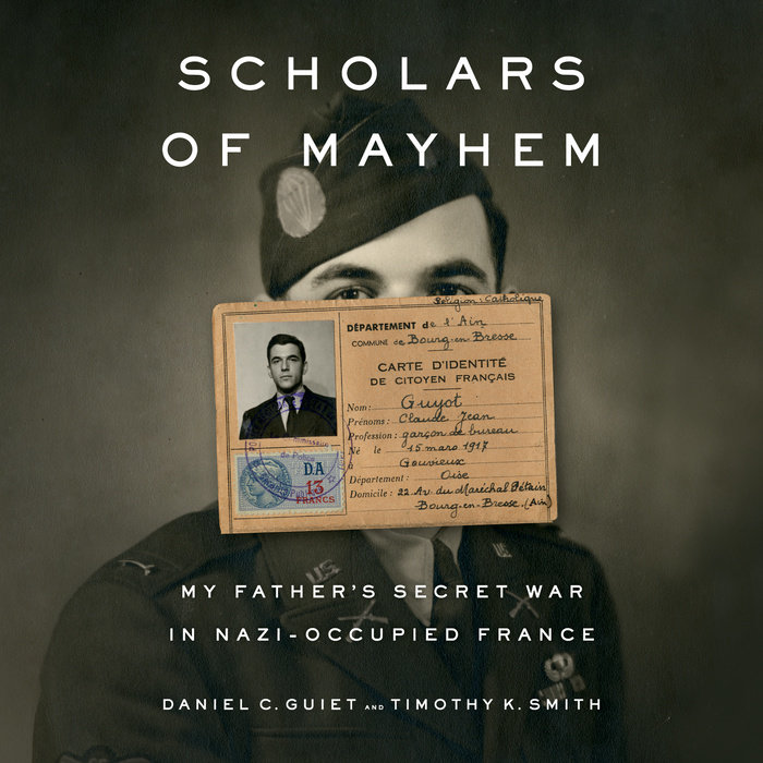 Scholars of Mayhem Cover