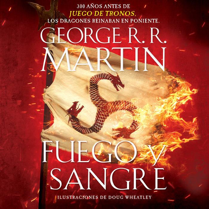 Fuego y Sangre Cover