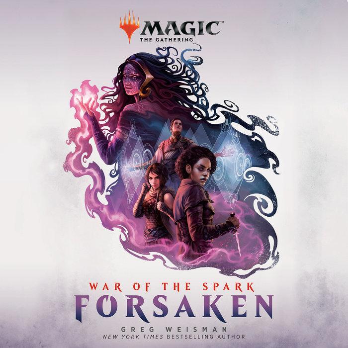 War of the Spark: Forsaken (Magic: The Gathering) Cover