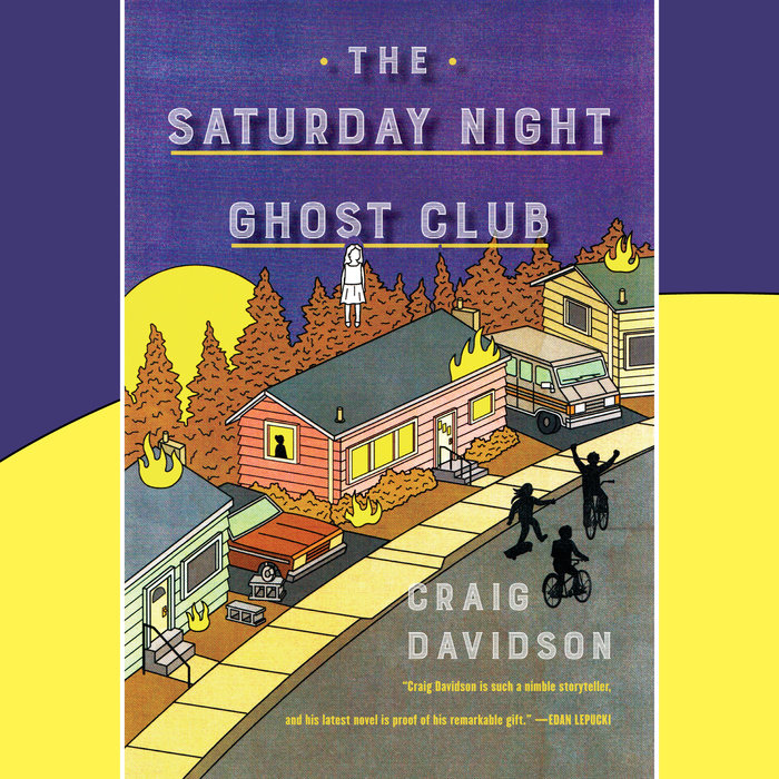 The Saturday Night Ghost Club Cover
