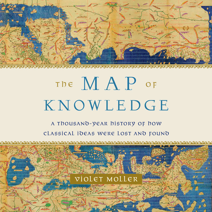 The Map of Knowledge Cover