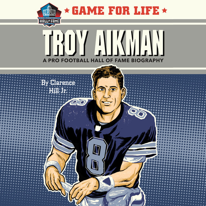 Game for Life: Troy Aikman Cover