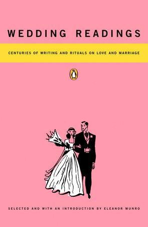 The cover of the book Wedding Readings