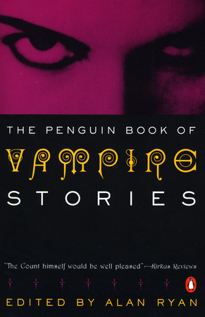 The cover of the book The Penguin Book of Vampire Stories