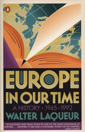 Europe in Our Time by Walter Laqueur