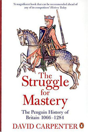 The Struggle for Mastery by David Carpenter