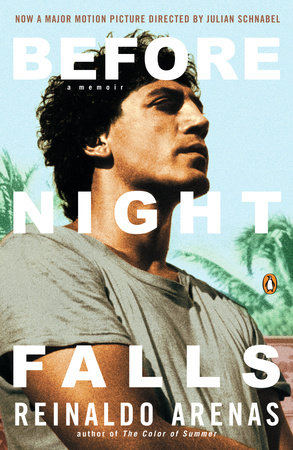Before Night Falls Book Cover Picture