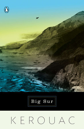 The cover of the book Big Sur