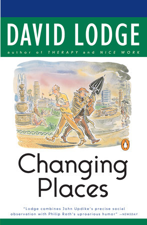 The cover of the book Changing Places