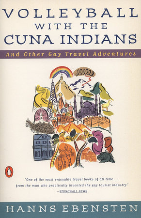 Volleyball with the Cuna Indians by Hanns Ebensten