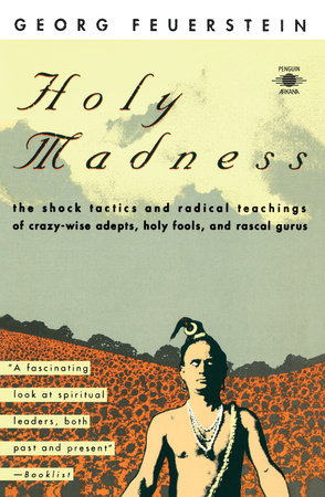Holy Madness by Georg Feuerstein