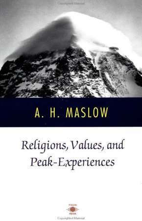 Religions, Values, and Peak-Experiences