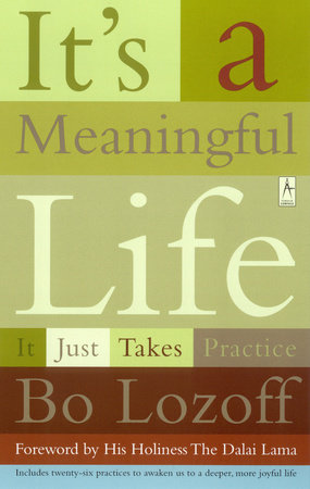 It's a Meaningful Life by Bo Lozoff
