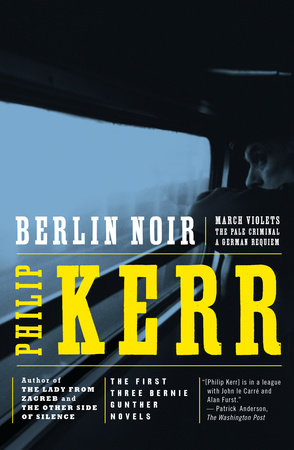 The cover of the book Berlin Noir