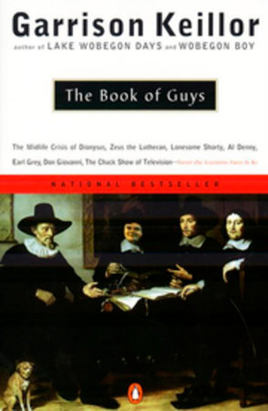 The Book of Guys