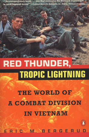 Red Thunder Tropic Lightning by Eric M. Bergerud