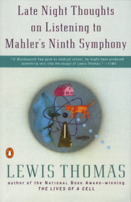 Late Night Thoughts on Listening to Mahler's Ninth Symphony