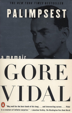 Palimpsest by Gore Vidal
