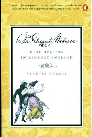An Elegant Madness by Venetia Murray