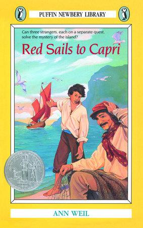 Read Red Sails To Capri By Ann Weil