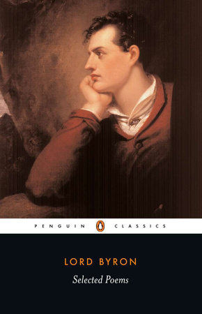 Selected Poems of Lord George Gordon Byron