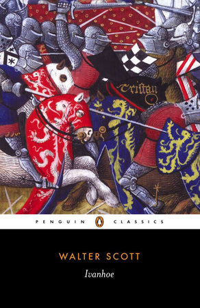 Ivanhoe by Sir Walter Scott